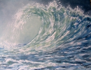 tableau : La vague